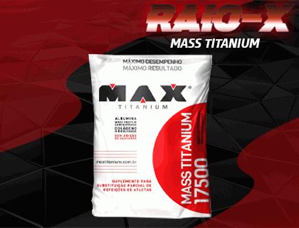 Raio-X - Mass Titanium