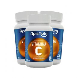 Vitamina C 280mg (60 Caps)