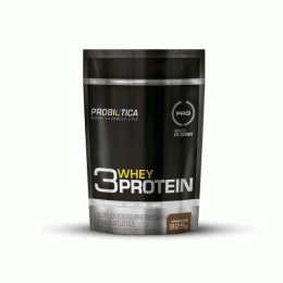3 Whey Protein Refil (825g) choco