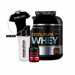 Combo 100% Pure Whey