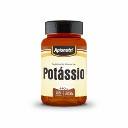 Potassio 440mg (60 caps)